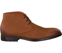 Cognac Van Lier Business Schuhe 6151