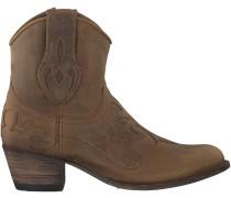 Braune Sendra Stiefel 14307