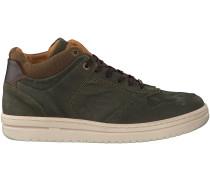 Grüne Brunotti Sneaker PONZO MID