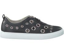 Schwarze Armani Jeans Sneaker 925223