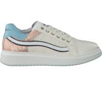 Weiße Primabase Sneaker PB16SR08