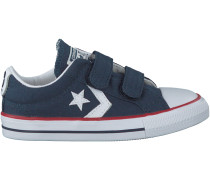 Blaue Converse Sneaker STAR PLAYER 3V OX KIDS