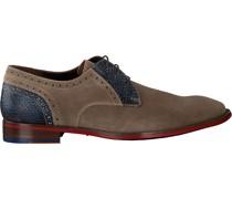 Business Schuhe 18107 Beige Herren