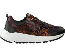 Fred de la Bretoniere Sneaker Low 101010148 Cognac Damen