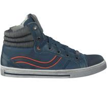Blaue Braqeez Sneaker 416528