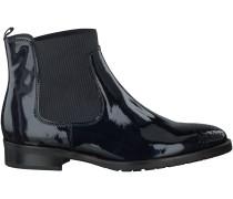Blaue Gabor Chelsea Boots 670