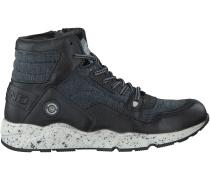 Schwarze Vingino Boots RENZO