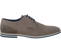 Graue McGregor Business Schuhe NAPOLI