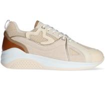 Fabienne Chapot Sneaker Low Rising Star Beige Damen