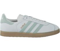 Weisse Adidas Sneaker GAZELLE DAMES