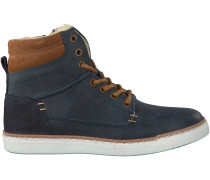 Blaue Bullboxer Ankle Boots AGM508E6L
