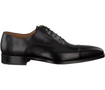 Schwarze Greve Business Schuhe MAGNUM