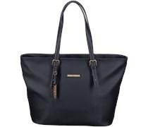 Blaue Tommy Hilfiger Handtasche IRENE EW TOTE