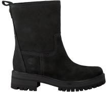 Schwarze Timberland Ankle Boots COURMAYEUR VALLEY MI
