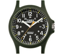 Grüne Timex Uhr (ohne Armband) ACADIA