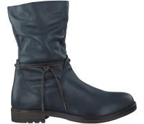 Blaue Bana&Co Stiefel 45750