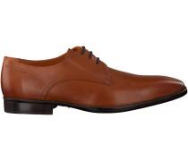 Cognac Van Lier Business Schuhe 6120