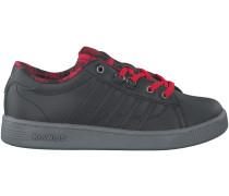 Schwarze K-Swiss Sneaker HOKE