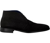 Schwarze Greve Business Schuhe FIORANO 2100