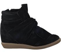 Schwarze Bronx Sneaker 46922