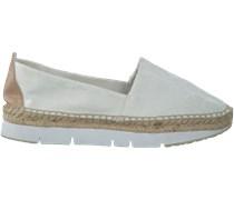 Weiße Calvin Klein Loafer GENNA