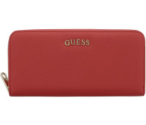 Rote Guess Portemonnaie SWSISS P6446