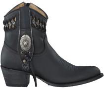 Schwarze Sendra Stiefel 13387