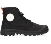 Sneaker High W Pampa Hi Twill Schwarz Damen