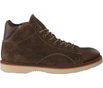 Braune Gant Sneaker HUCK