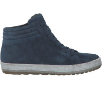 Blaue Gabor Sneaker 435