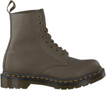 Grüne Dr. Martens Boots PASCAL