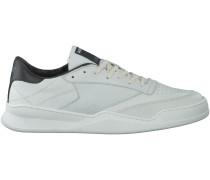Weisse Replay Sneaker POLE
