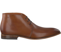 Cognac Van Lier Business Schuhe 4031