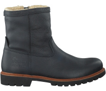 Schwarze Panama Jack Boots FEDRO