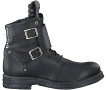 Schwarze Replay Boots MISEY