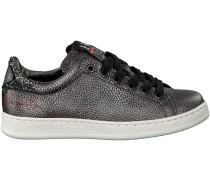 Schwarze Hip Sneaker H1678