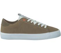 Grüne HUB Sneaker HOOK-M