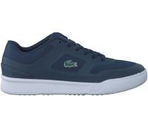 Blaue Lacoste Sneaker EXPLORATEUR