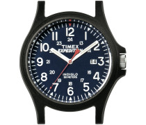 Schwarze Timex Uhr ACADIA
