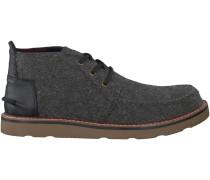 Graue Toms Boots CHUKKA BOOT