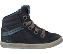 Blaue Bunnies Sneaker PAREL PIT