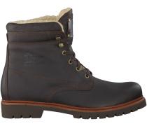 Braune Panama Jack Boots NEW AVIATOR