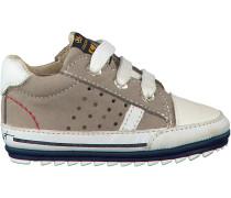 Graue Shoesme Babyschuhe BP8S007