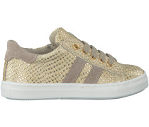 Weisse Omoda Sneaker B1043
