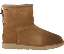 UGG Ankle Boots Classic Toggle Waterproof Cognac Herren