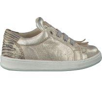 Goldene Clic Sneaker CL8946