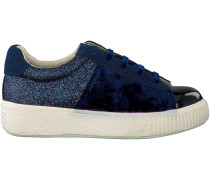Blaue Replay Sneaker MORRISEY