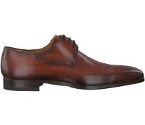 Cognac Magnanni Business Schuhe 19504