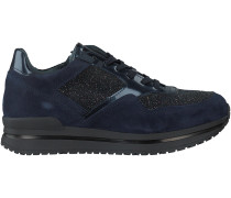 Blaue Hip Sneaker H1813