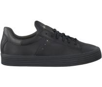 Schwarze Esprit Sneaker SITA LACE UP